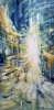 Creative Dream 2012 Oil on Canvas, 36x18