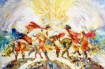 Arkan- A Dance of Carpathian Peaks
