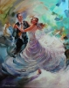 Wedding Waltz - created from photographs with artists' personal musical composition