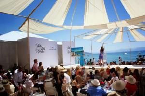 Live Auction Fashion Show Oscar de la Renta NataliyaTyaglo